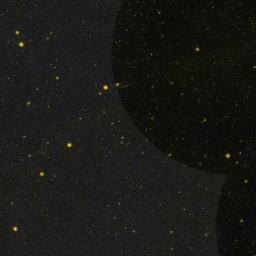 Helix Nebula in ultraviolet (GALEX)